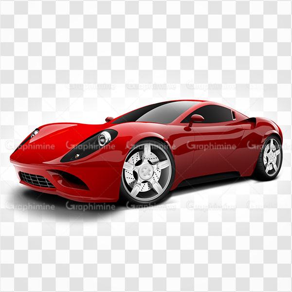 دانلود تصویر png مدل مفهومی خودرو اسپرت