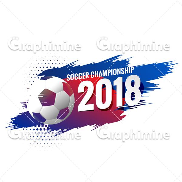 دانلود وکتور توپ فوتبال ورزش فوتبال