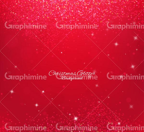 دانلود وکتور پس زمینه قرمز نقاط نورانی