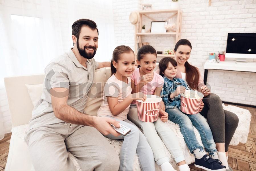 استوک تماشای خانوادگی فیلم