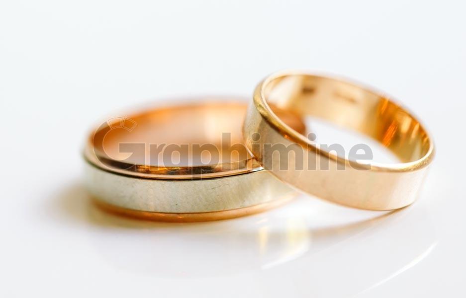 عکس استوک حلقه عروسی