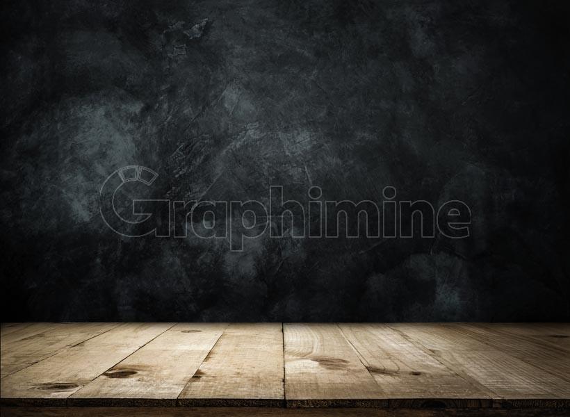 عکس استوک پس زمینه میز چوبی دود