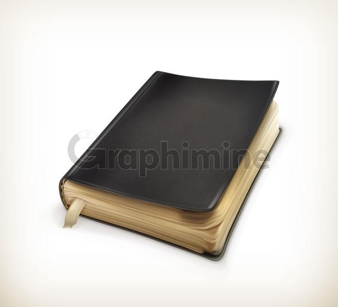 وکتور کتاب