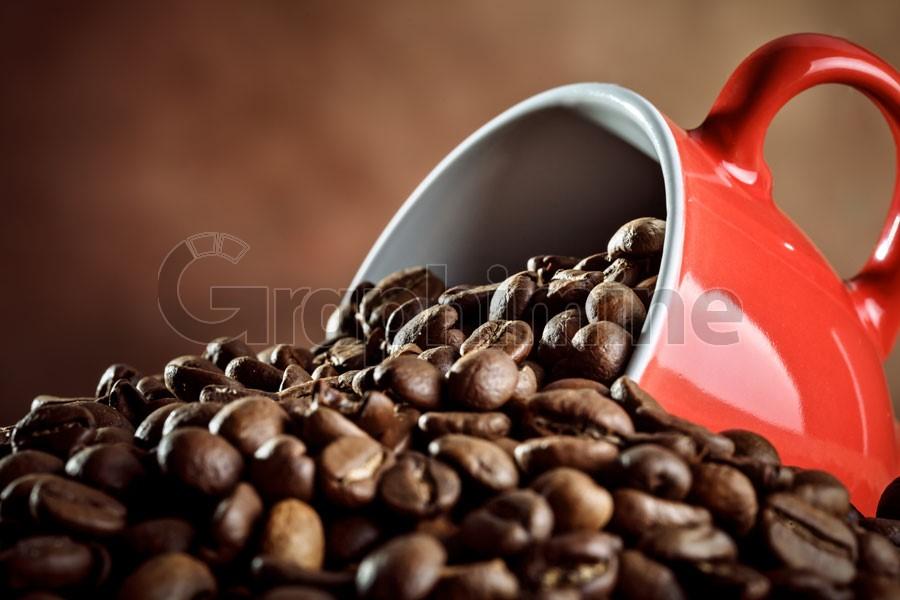 تصویر استوک قهوه فنجان