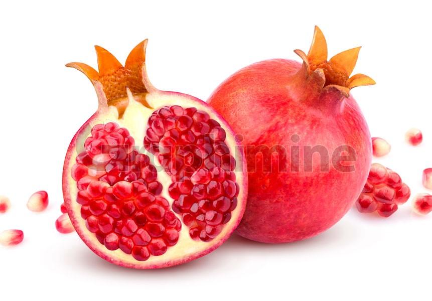 تصویر استوک میوه انار