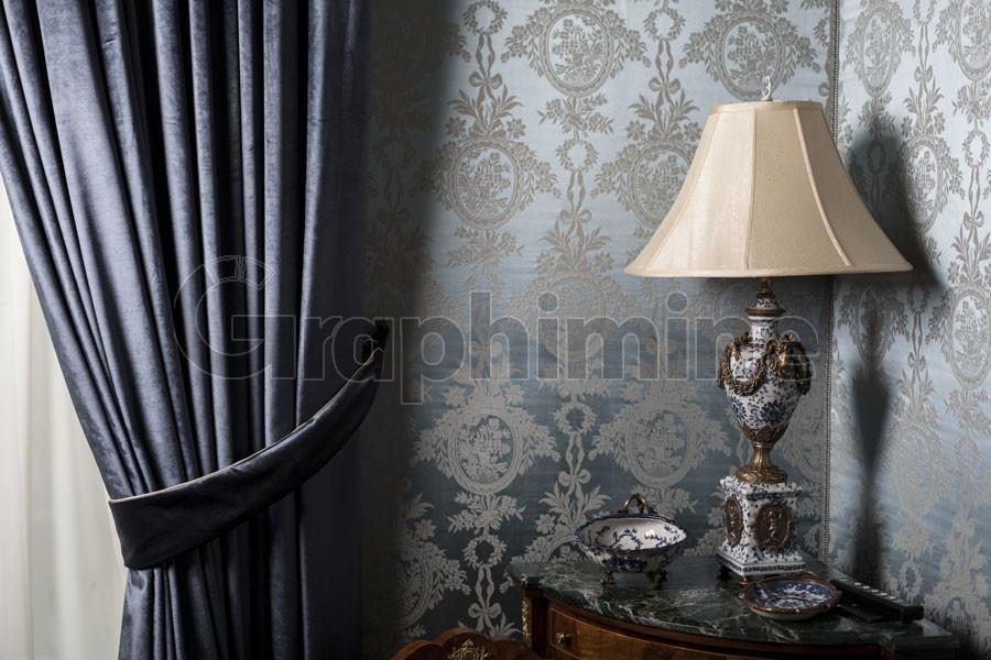 تصویر استوک دیزاین داخلی کلاسیک