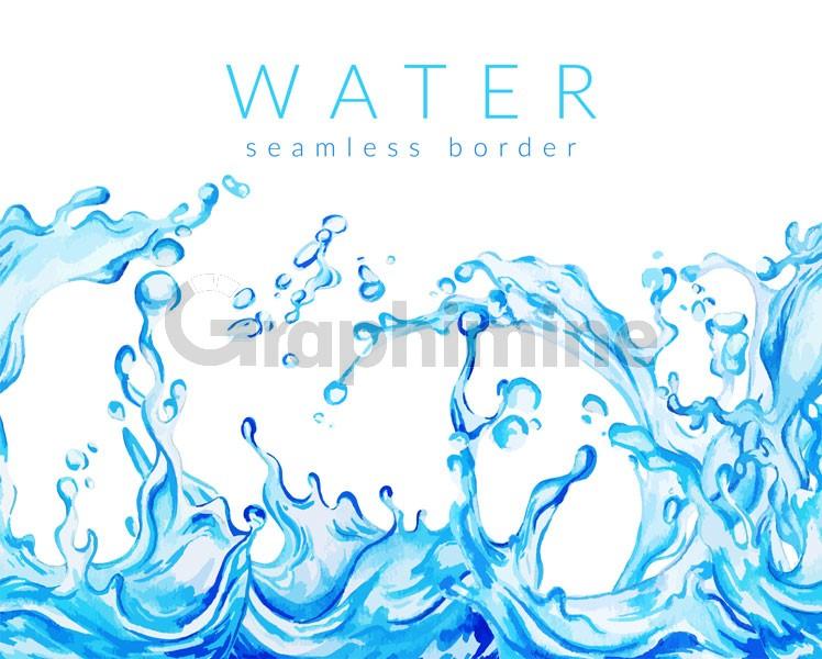 وکتور پاشیدن آب