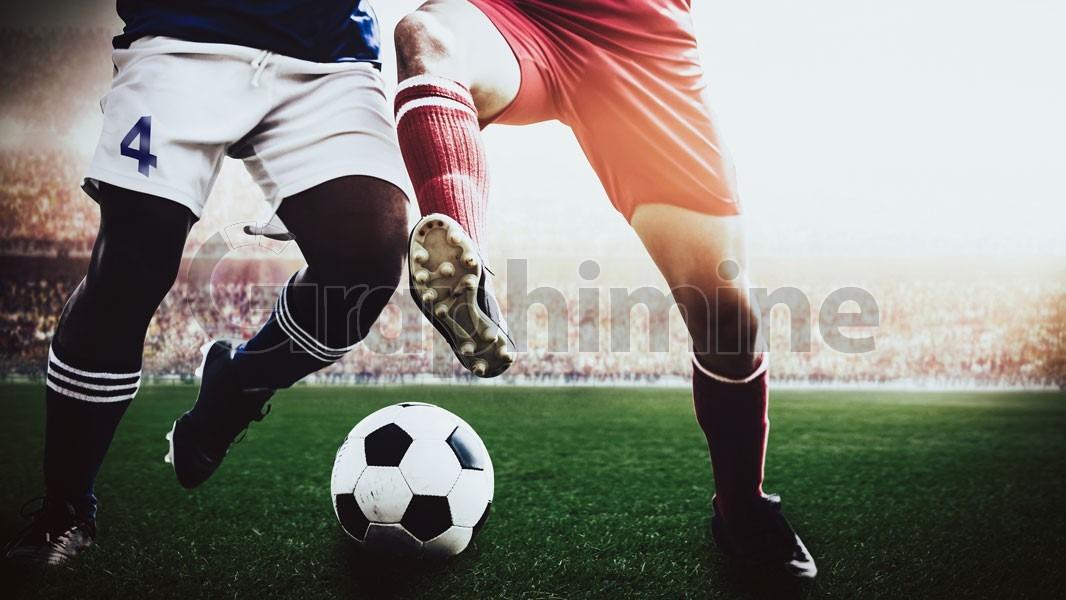 تصویر استوک فوتبال آموزش