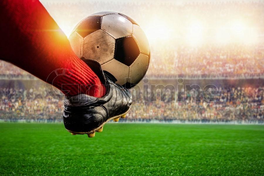 تصویر استوک فوتبال ورزشگاه