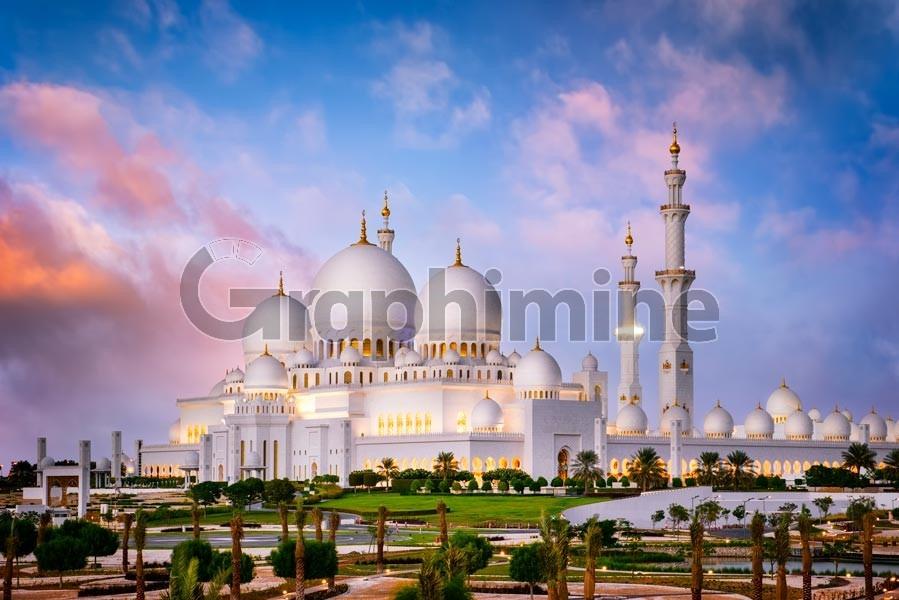 تصویر استوک مسجد اسلامی
