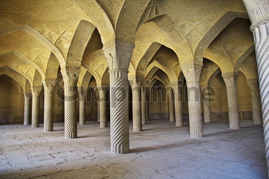 تصویر استوک مسجد وکیل شیراز