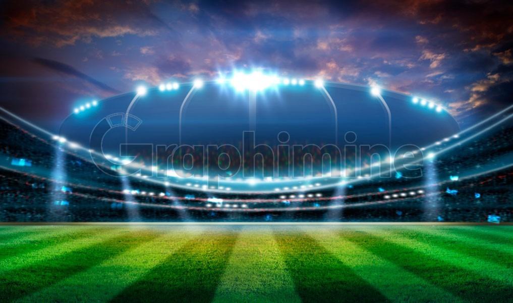 تصویر استوک ورزشگاه فوتبال