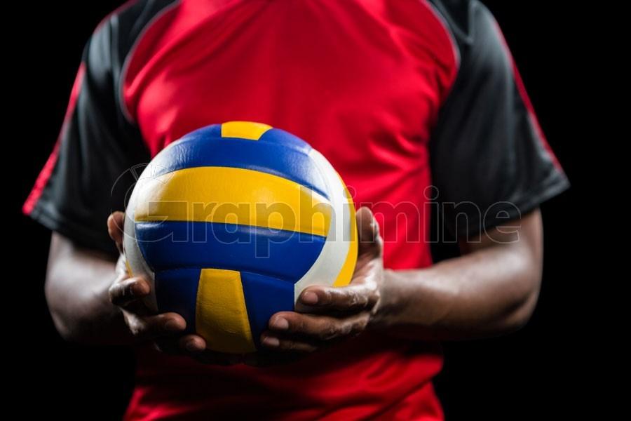 تصویر استوک ورزش والیبال