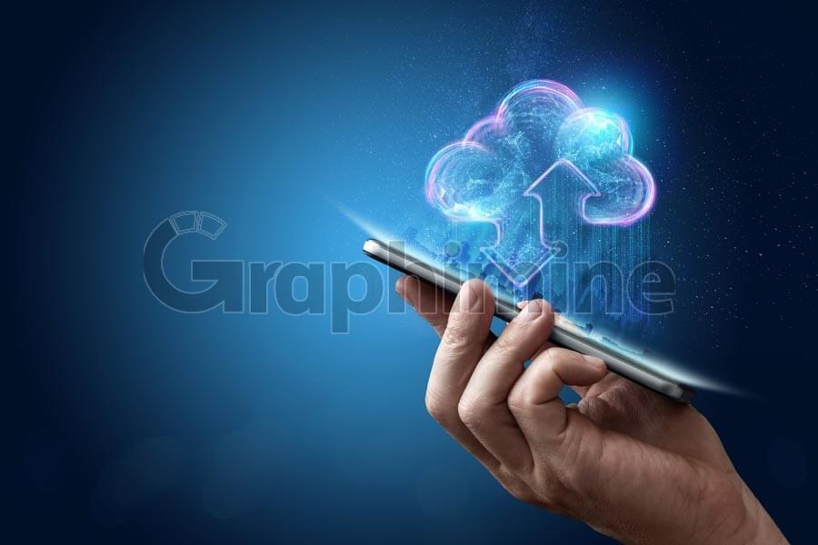 تصویر استوک تکنولوژی فناوری