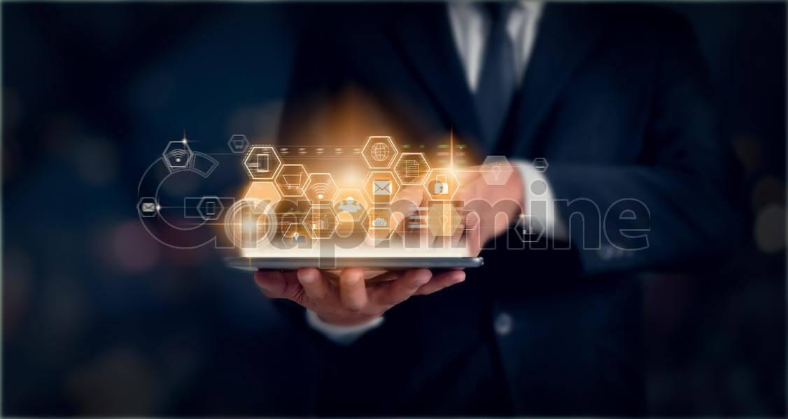 تصویر استوک فناوری تکنولوژی