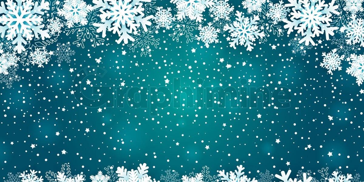 وکتور پس زمینه زمستان